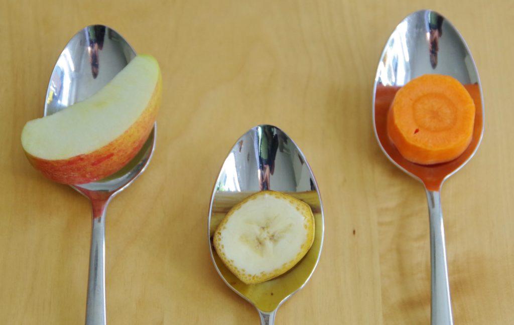 Banane Apfel Karotte
