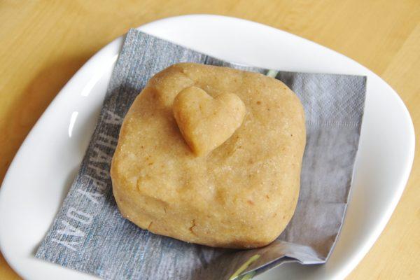 Marzipan vegan ohne Zucker