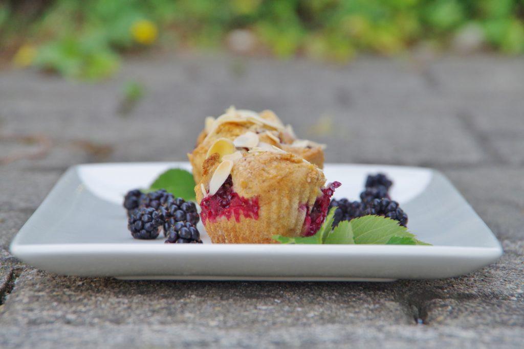 Muffins vegan ohne Zucker