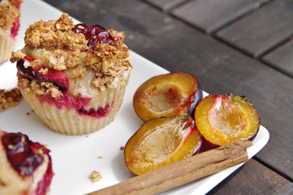 Hefeteigmuffins Muffins mit Hefeteig