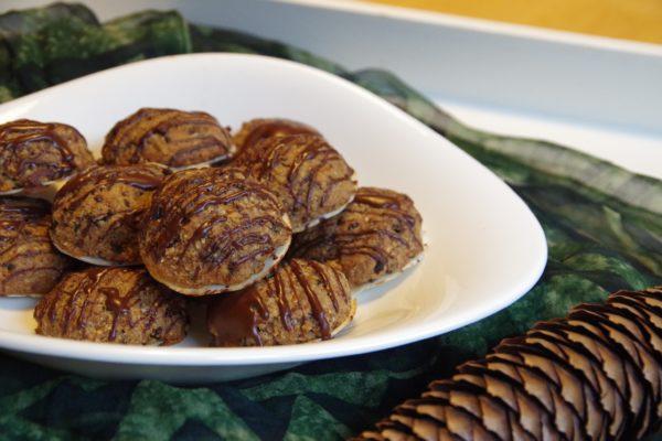 vegane zuckerfreie Elisenlebkuchen